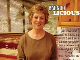 BarndoLICIOUS Recipes