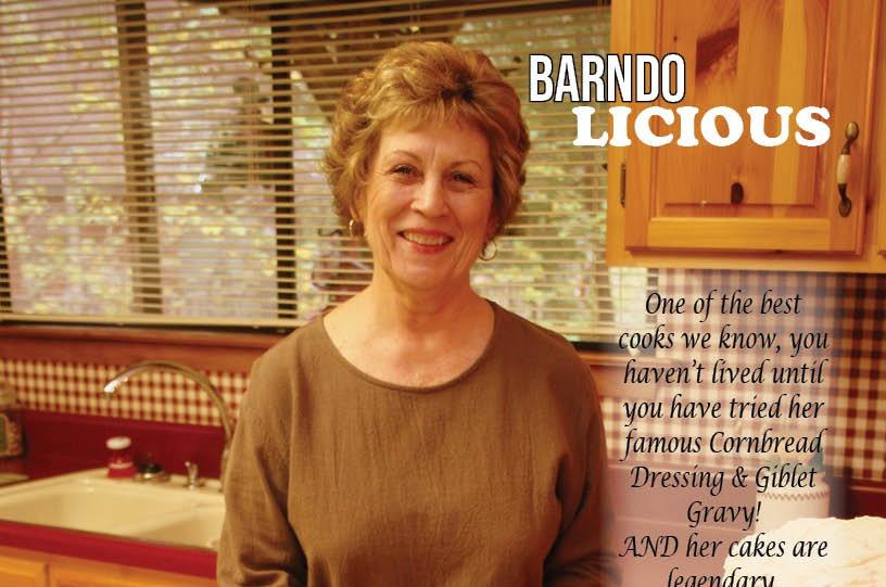 Barndolicious Barndominium Recipes