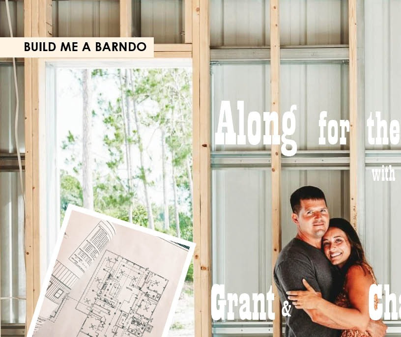 Channing & Grant Nichols build a barndo