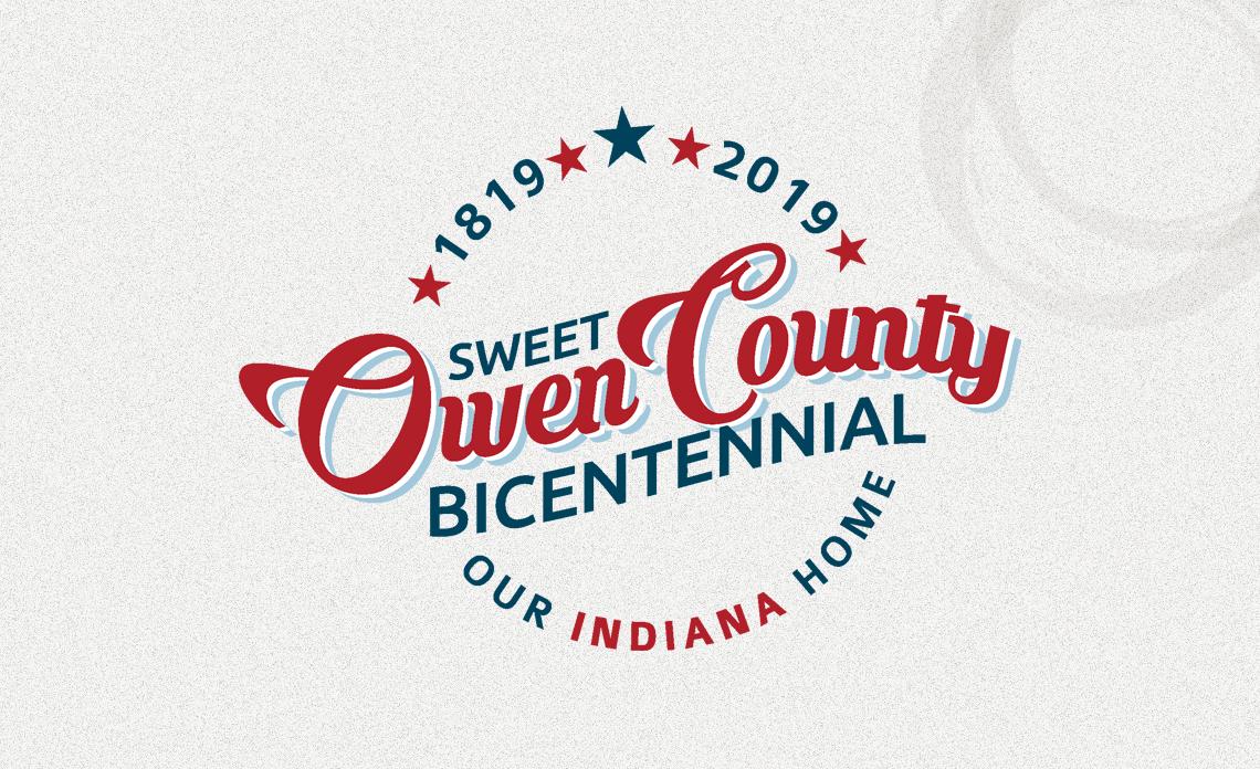 logo owen county bicentennial