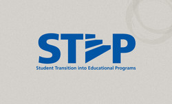 logo step