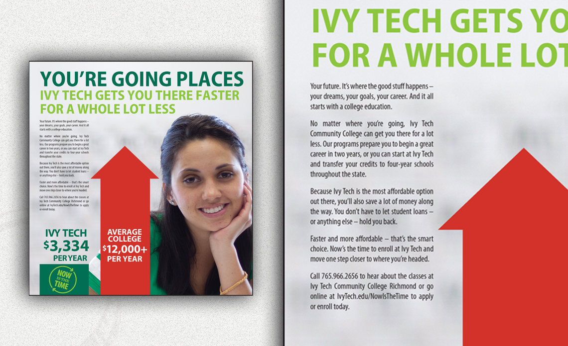 ads ivy tech places