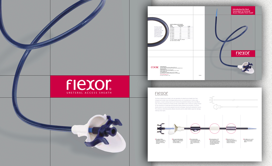 brochure flexor