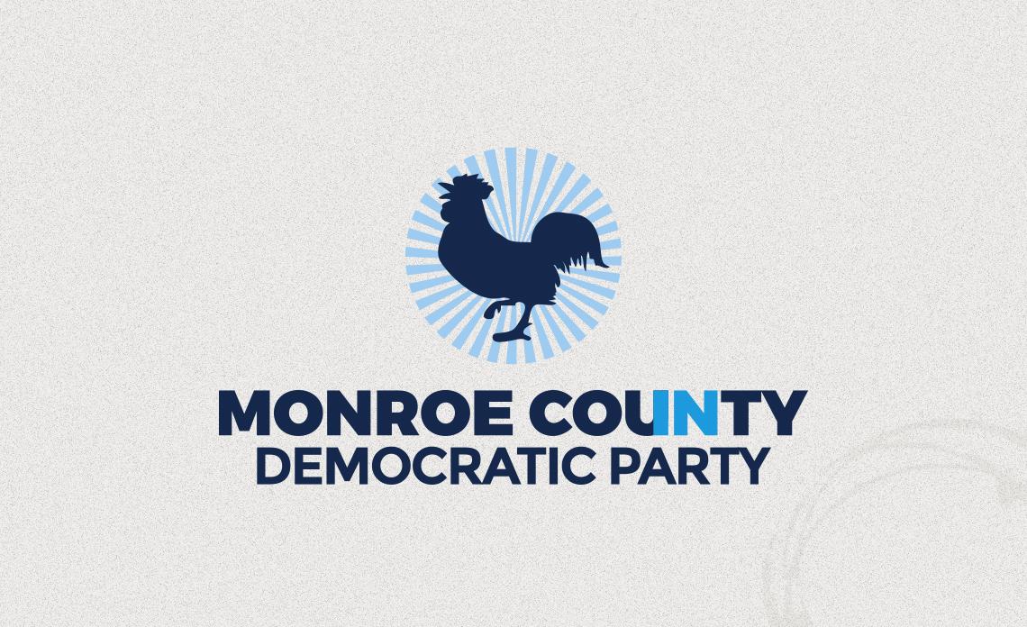 logo monroe county dems