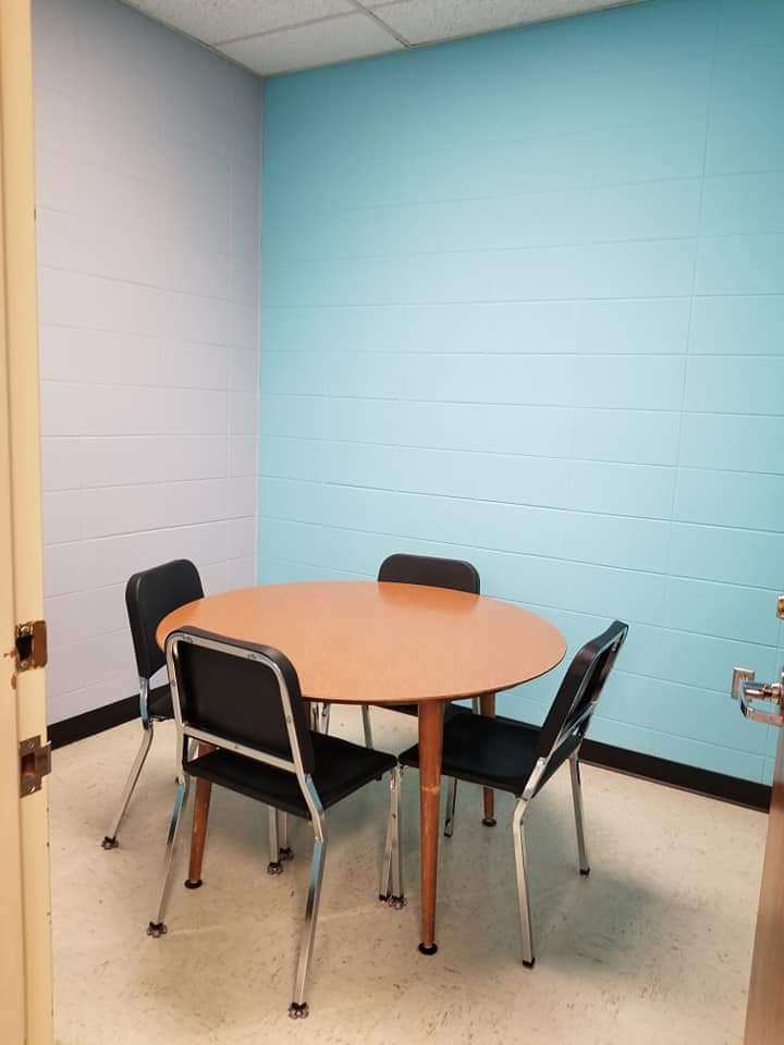 Recharge Room