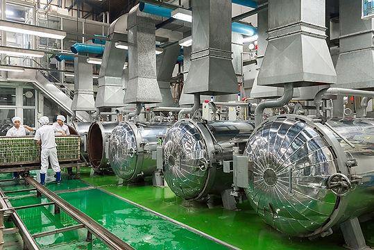 โรงงานนูบูนใช้เครื่องจักรที่มีคุณภาพสูง