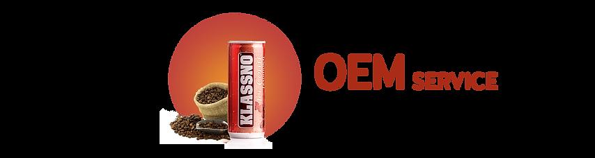 บริการ OEM SERVICE