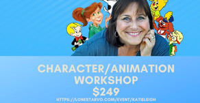Dec 28th Austin VO Workshop!