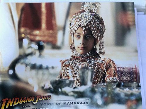 Maharaja autograph