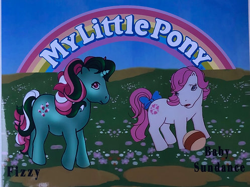 My Little Pony Sundance autograph