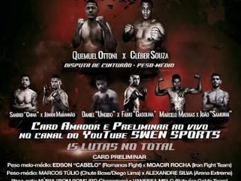 5ª edição do Standout Fighting Tournament (SFT)