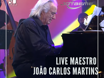 Live Maestro João Carlos Martins - 80 Anos