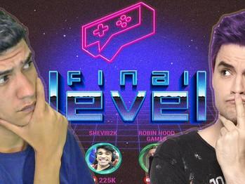 Jotaeme lança episódios do The Final Level Show, com o youtuber Felipe Neto