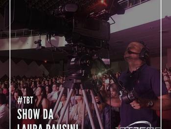 #Tbt show da Laura Pausini