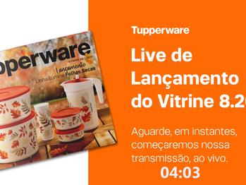 Live de Lançamento Nova Coleção Tupperware