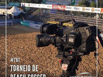 #TBT Torneio de Beach Soccer