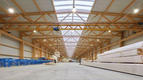 Industriehallen