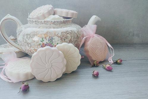 Le secret de mamie (trio de savonnettes - lavande)
