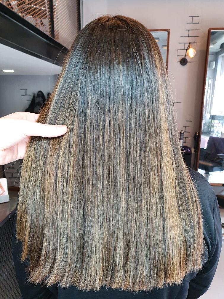 בליאז לשיער חלק