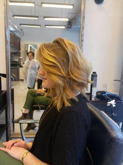 גוונים לשיער קצר