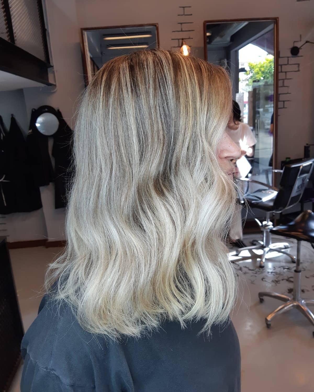 גוונים פלטין בשיער