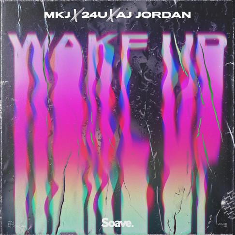 Wake Up with MKJ, 24U and AJ Jordan's collaboration