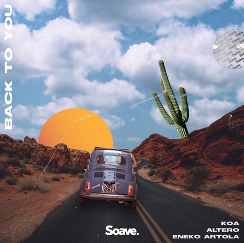 Altero, Eneko Artola and Koa treat us to musical sunshine in Back To You