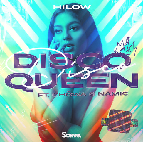 Hilow brings an ode to the Disco Queen