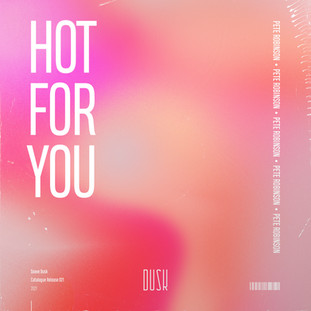 Pete Robinson - Hot For You.jpg