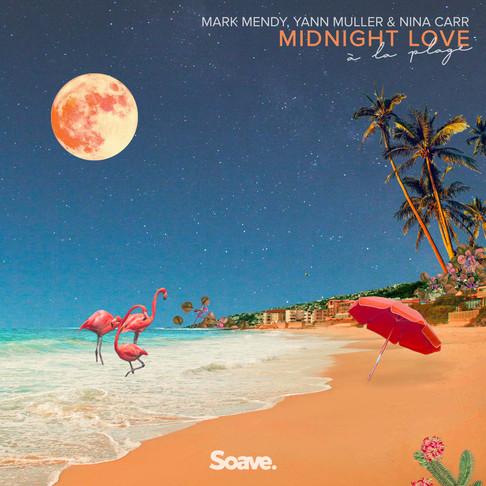 Mark Mendy invites Yann Muller to re-imagine Midnight Love