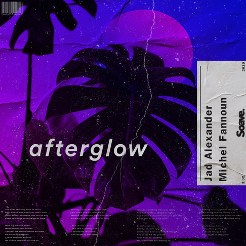 Jad Alexander and Michel Fannoun blend vibes with Brazilian bass in 'Afterglow'