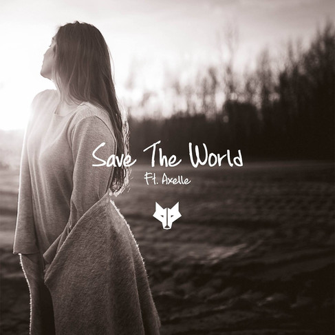 Premiere: Sander W - Save The World (Ft. Axelle)