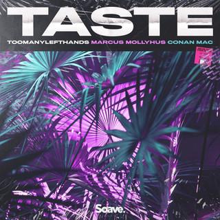 TooManyLeftHands - Taste.jpg
