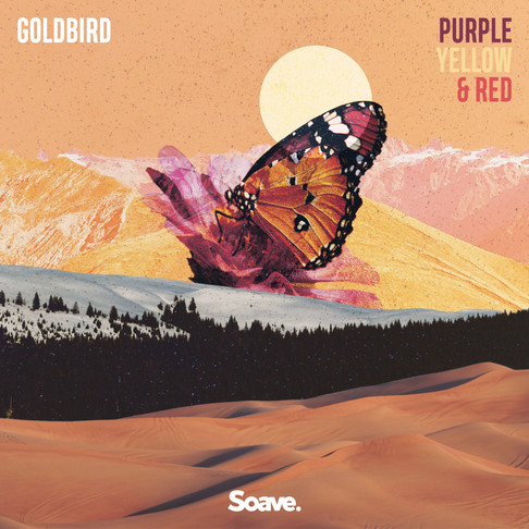 Listen to the sounds of Purple, Yellow & Red by Goldbird