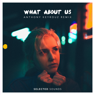 P!nk - What About Us (Anthony Keyrouz Remix)