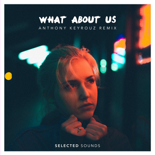 P!nk - What About Us (Anthony Keyrouz Remix)