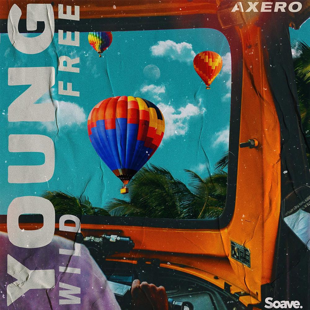 axero young,wild & free artwork