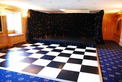 Board room - band / dance area ?