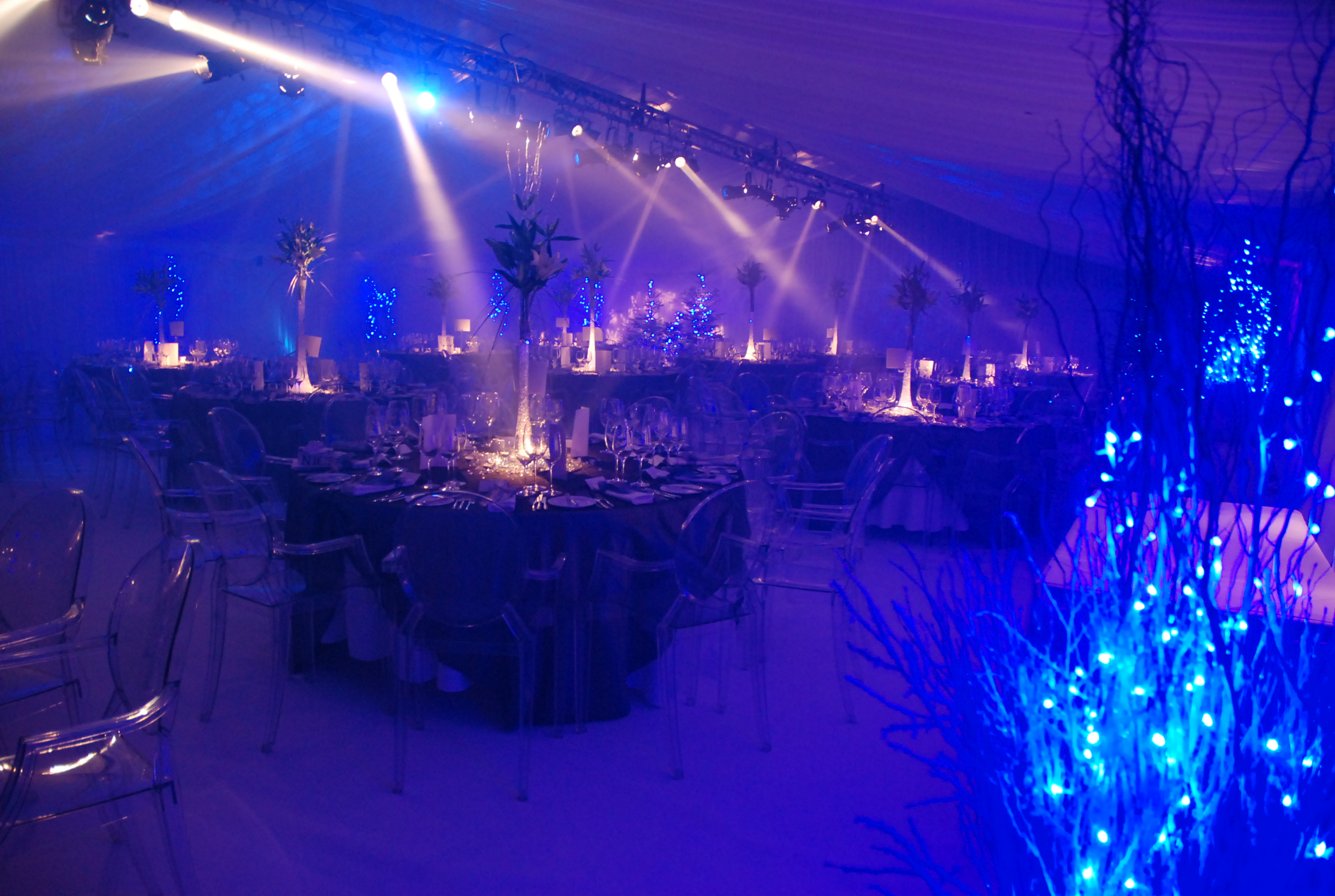 Private Christmas party