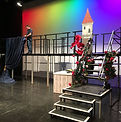 St Chris 6' BOx Of Frogs academy stage M