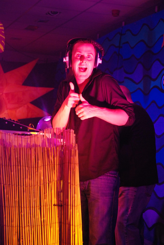 Radio 1's Scott Mills