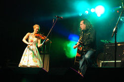 Have a bit of a fiddle on our stage