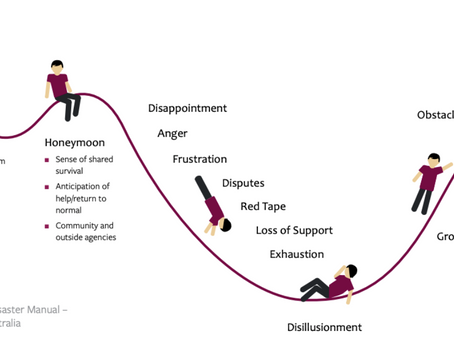 The crisis and recovery cycle - where are we now?