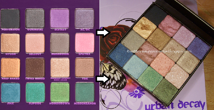 I think I have a makeup addiction.  Urban Decay, take me away!