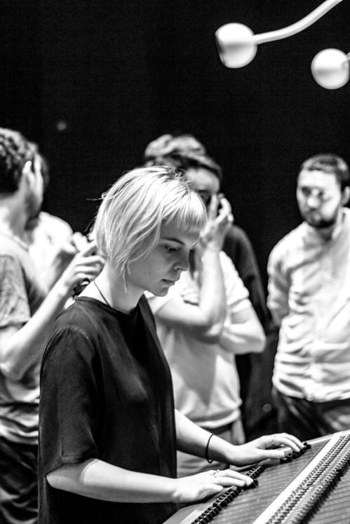 photo - @Elina Finberg, Festival Acousmonium 2019