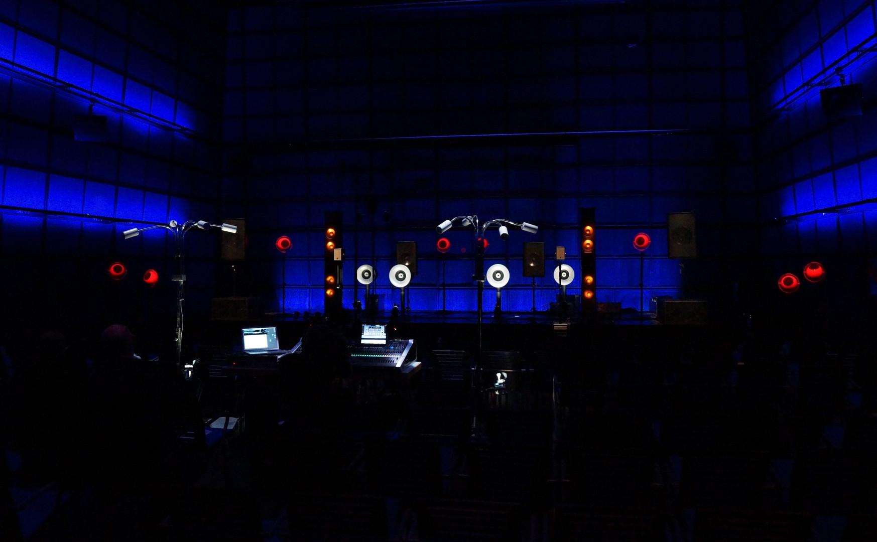2012 GRM Acousmonium in ZKM @ Junya Oikawa