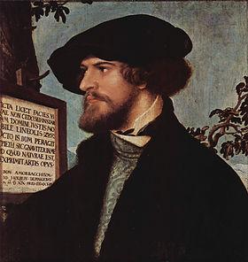 Hans_Holbein_(I)_-_Portrait_of_Bonifaciu