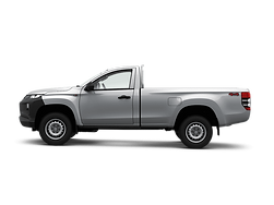 New Triton Single Cab