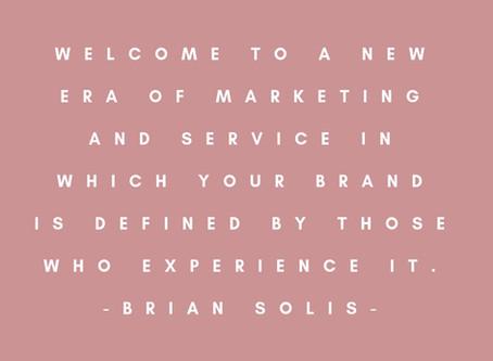A New Era of Marketing [Part 1]
