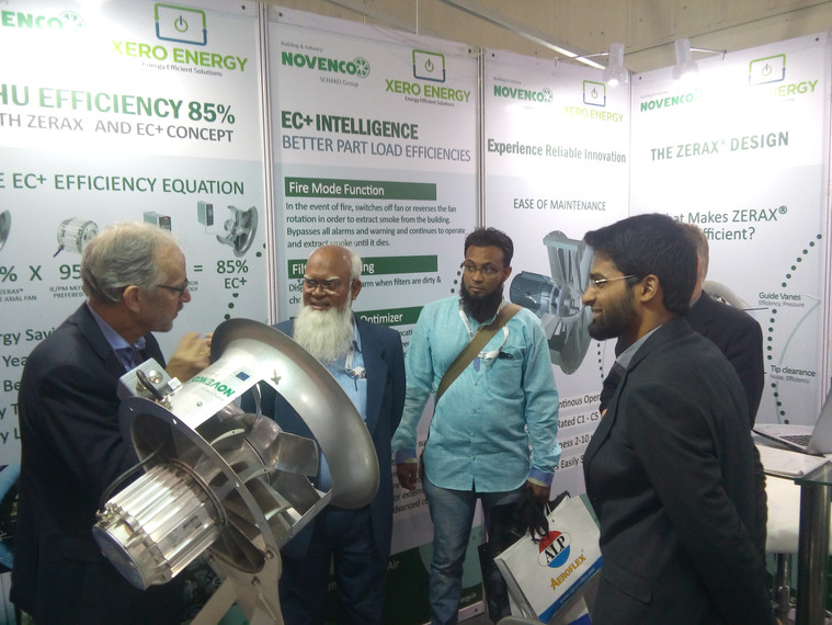 Under discussion with customers